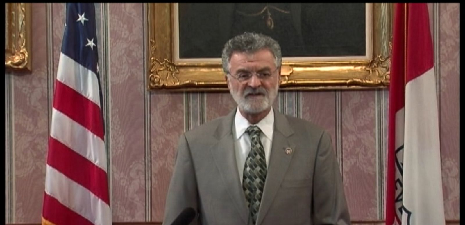 VIDEO: Mayor Frank Jackson apologized today for comments in court documents that suggested 12-year-old Tamir Rice was to blame for his own death.