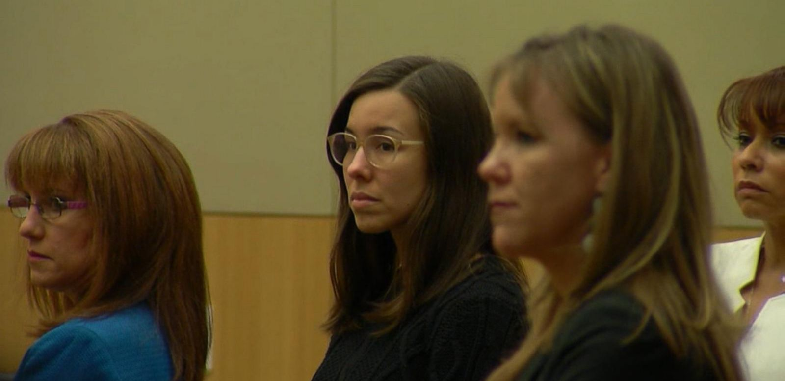 VIDEO: For the second time, a jury deadlocks in the sentencing phase of Jodi Arias.