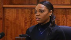 VIDEO: Shayanna Jenkins, 25, recalls the night that the former New England Patriots player was picked up by authorities for questioning in the murder of Odin Lloyd.