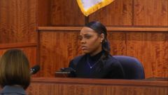 VIDEO: Aaron Hernandez Fiancée Takes the Stand