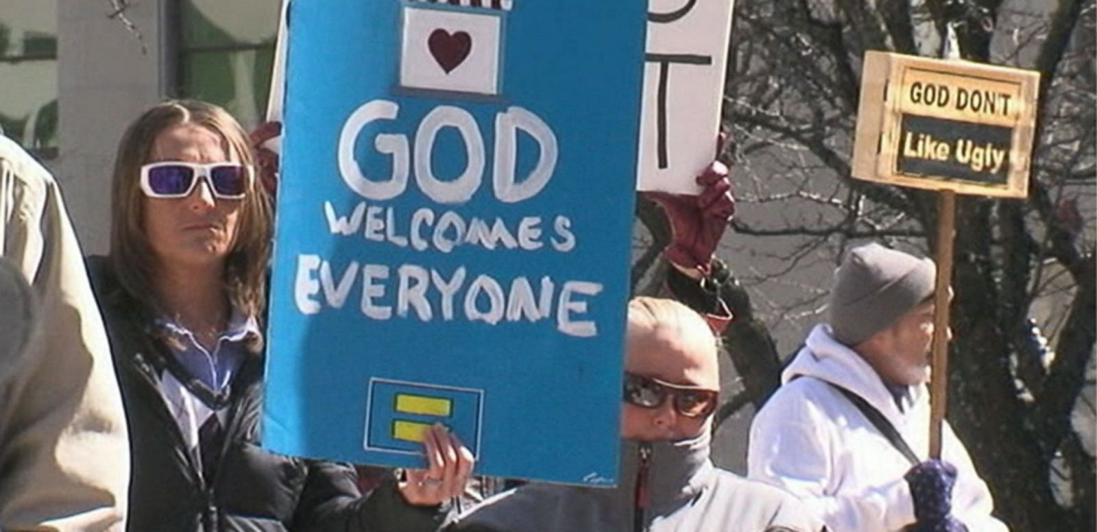 VIDEO: Backlash in Indiana over Controversial Religious Freedom Law