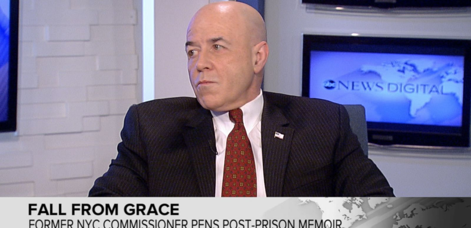 VIDEO: Bernard Kerik's Journey from Jailer to the Jailed