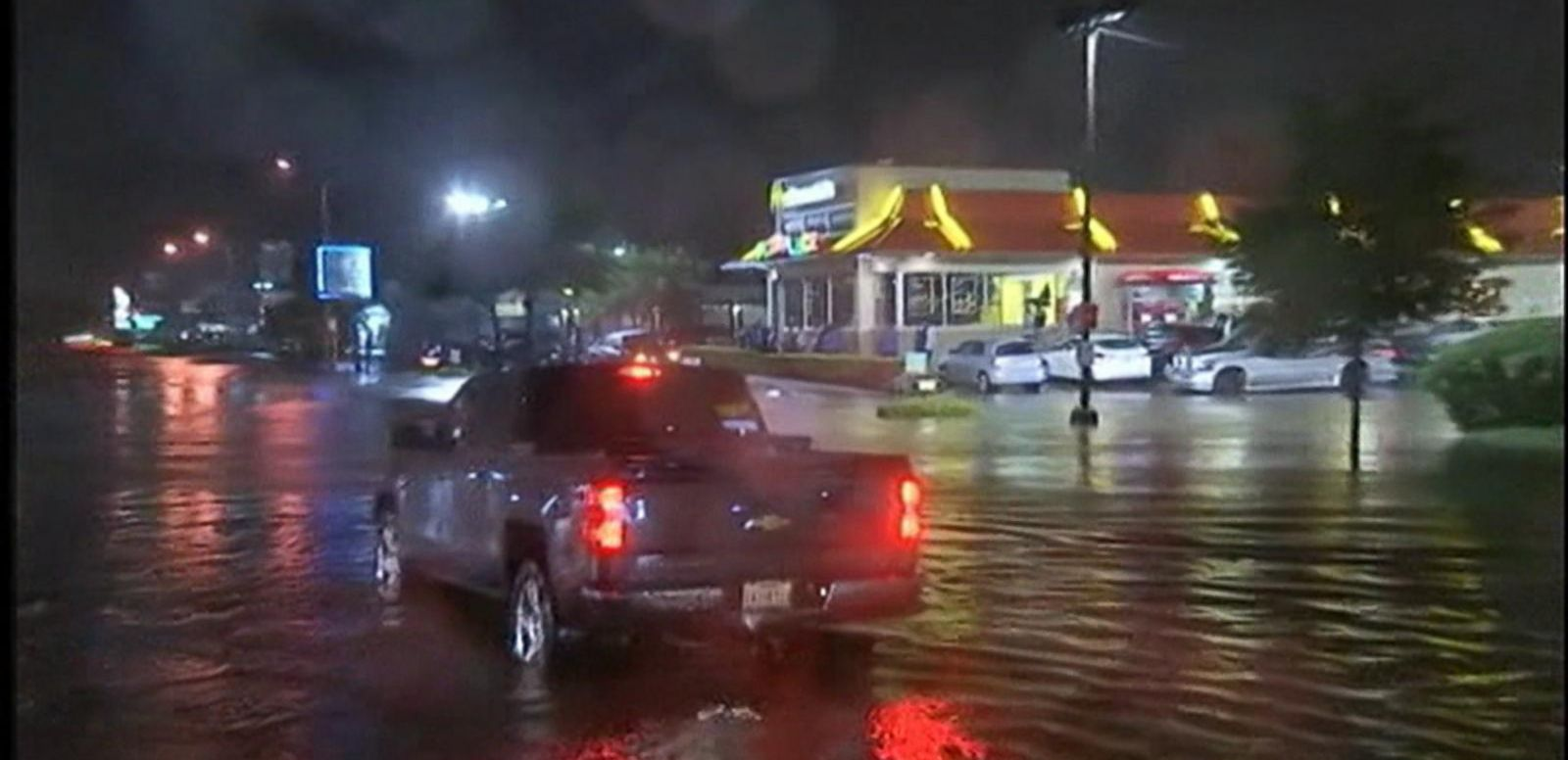 VIDEO: Texas Pounded With Heavy Rain, Hail