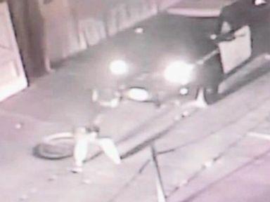VIDEO: Man Runs Down Cop in His Own Cruiser