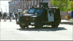 VIDEO: State of Emergency in Baltimore After Violence Breaks Out