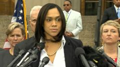 VIDEO: States Attorney Marilyn Mosby announced this morning that her office has also found probable cause to pursue criminal charges in connection to the case.