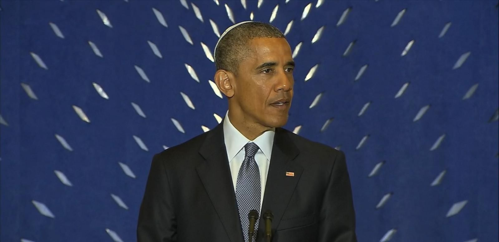 VIDEO: President Obama addressed the Jewish-American community inside Adas Israel in Washington, D.C. and spoke about the tentative nuclear deal with Iran.