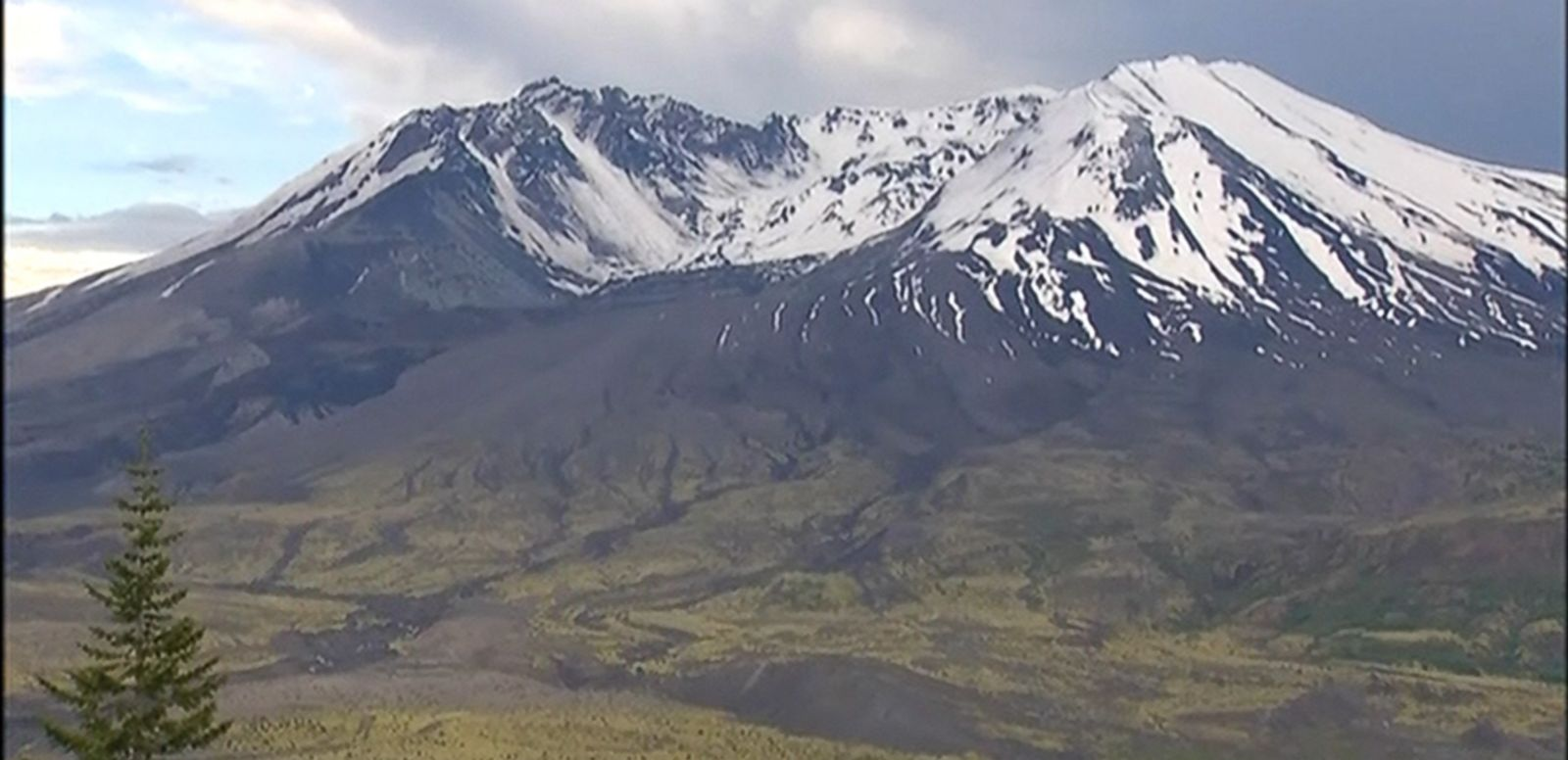 VIDEO: Greg Lentsch was descending Mount St. Helens when he spotted a camera loaded with someone's powerful images.