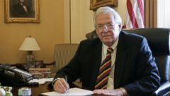 VIDEO: Dennis Hastert Indictment Details Emerging