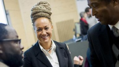 Rachel Dolezal Addresses Scandal After Resigning NAACP ...