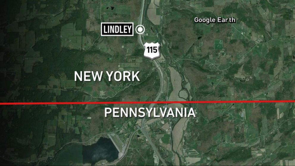 Prison Escapees Possibly Spotted Near Pennsylvania-New