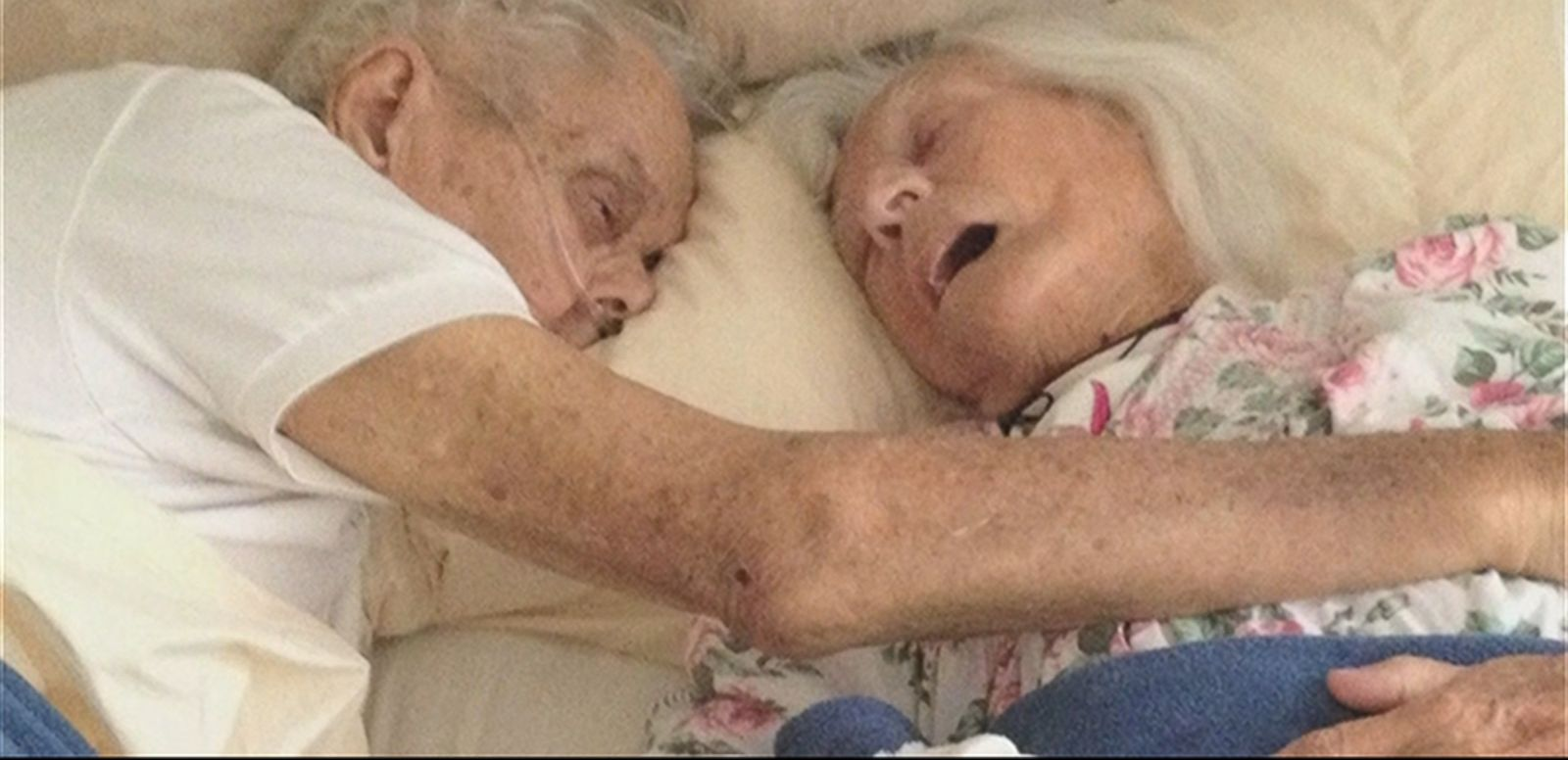 VIDEO: Jeanette and Alexander Toczko spent their lives in love.