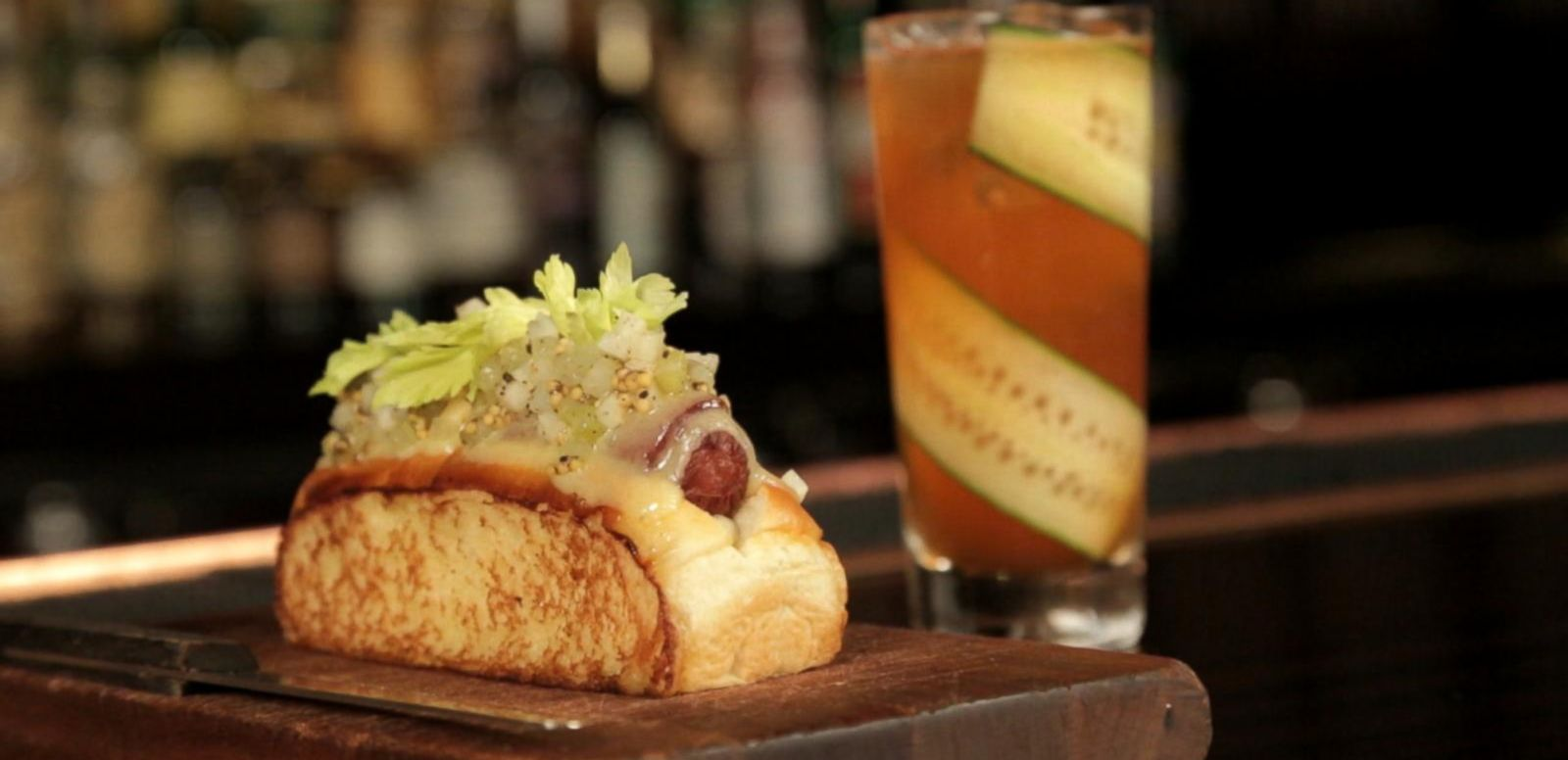 VIDEO: This 16 Dollar Hot Dog is No Ball Park Frank
