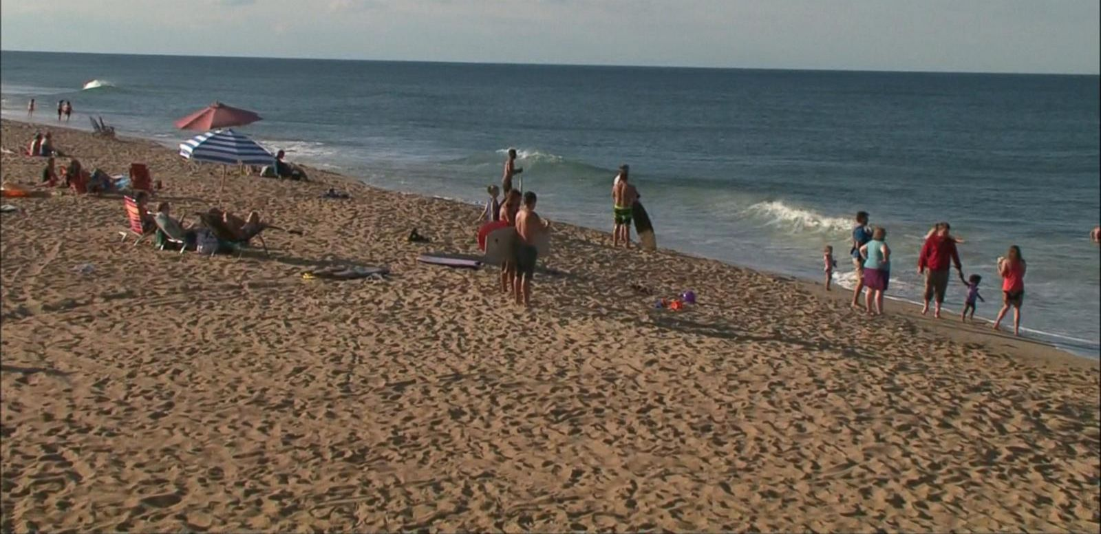 VIDEO: A seventh victim has been attacked by a shark off the coast of North Carolina; this time a 60-year-old man was bitten in the waters of Ocracoke Island on the Outer Banks.