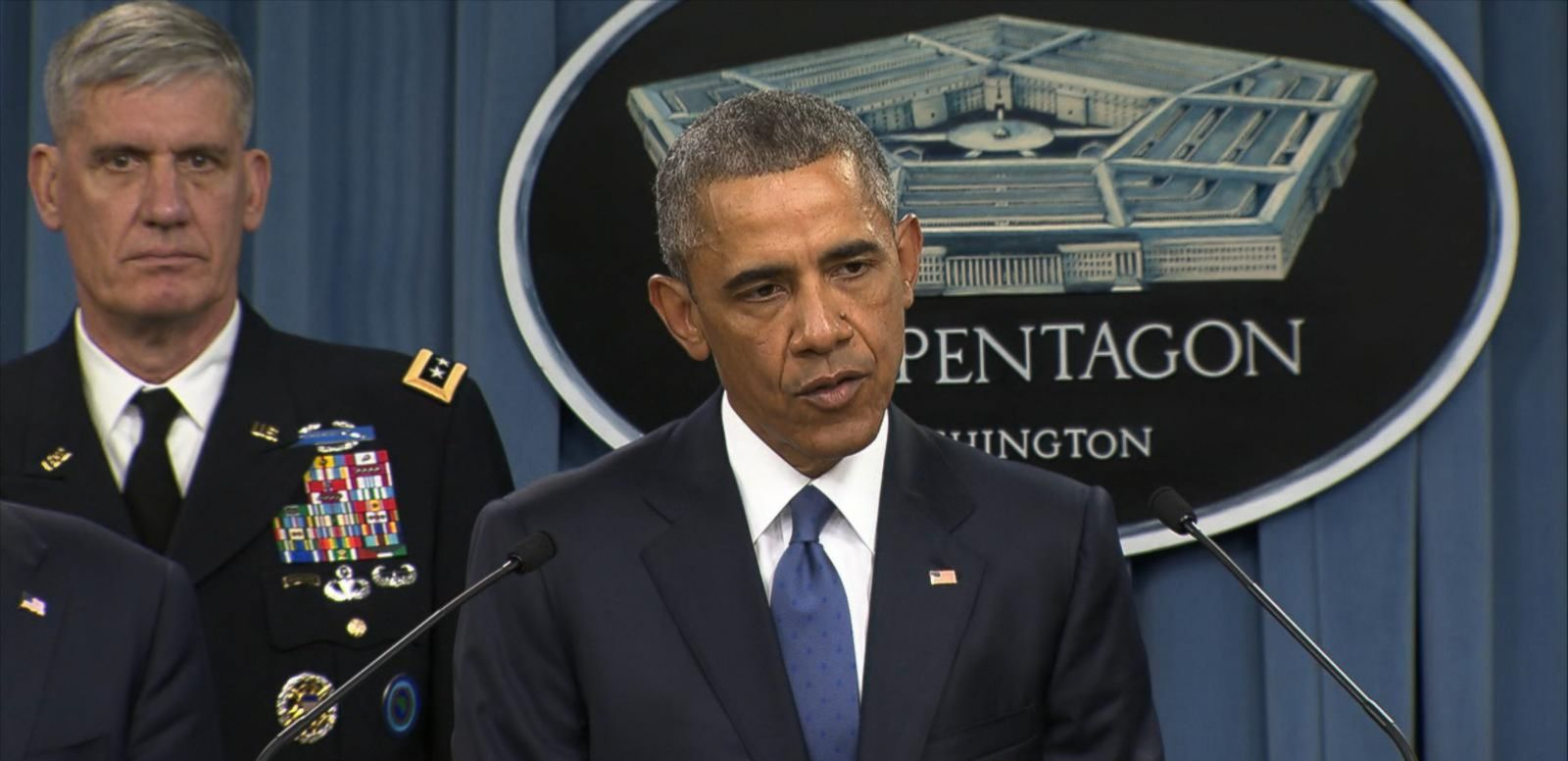 VIDEO: President Obama on Fight Against ISIS