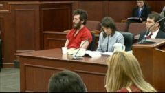 VIDEO: Bob Holmes took the stand testifying that his son, who faces the death penalty for killing 12 people in an Aurora, Colorado movie theater, is an excellent kid.