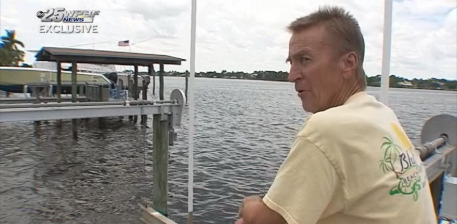 VIDEO: Rick Kuntz bought his grandson Austin Stephanos the boat that he and friend Perry Cohen took out fishing before getting lost at sea.