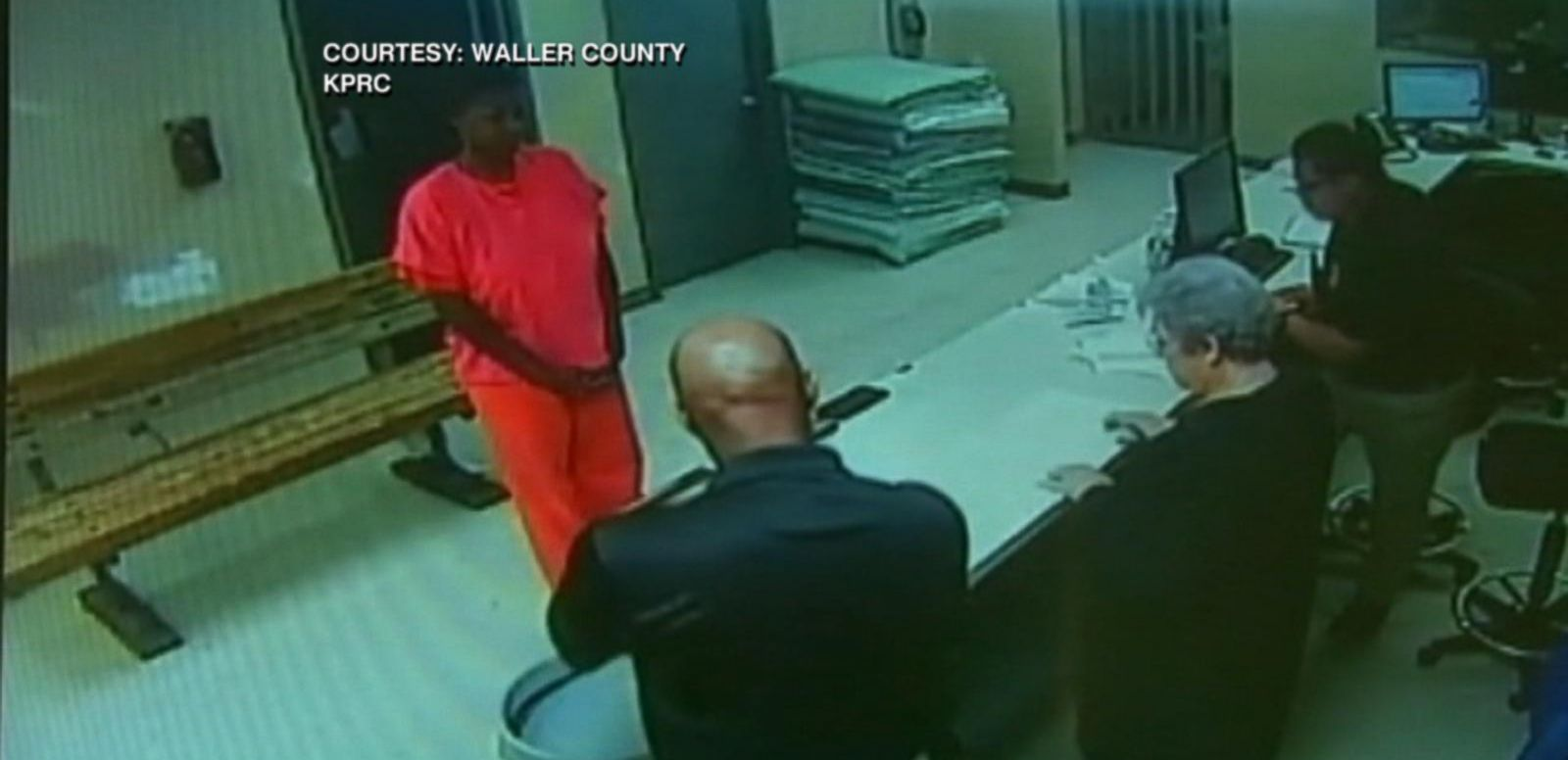 VIDEO: Sandra Bland Jail Death Investigation
