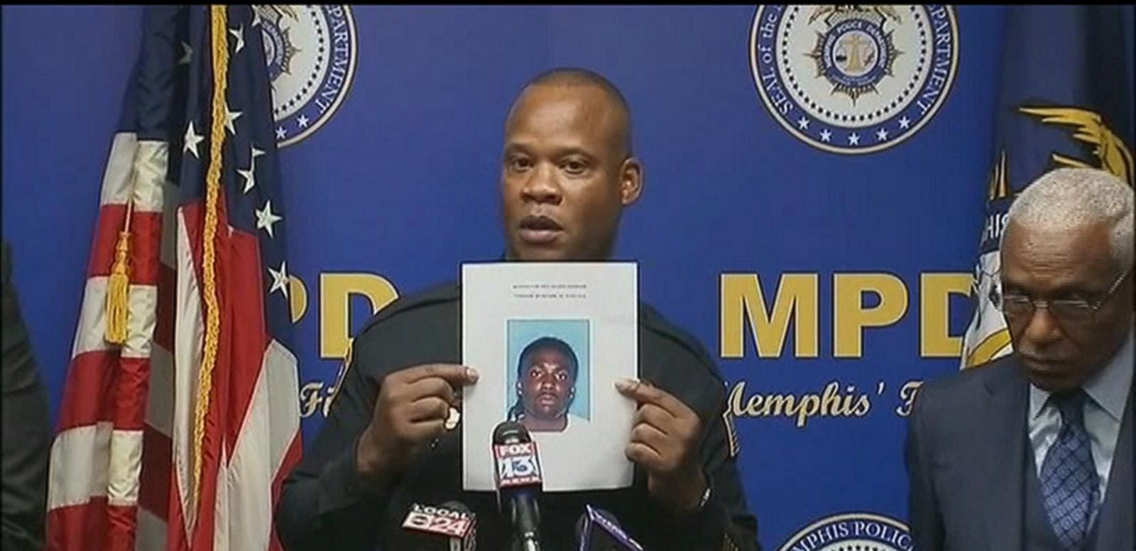 VIDEO: Police say 29 year old convicted bank robber Tremaine Wilbourn killed Officer Sean Bolton during routine traffic stop.