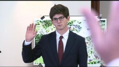 VIDEO: Owen Labrie is accused of raping a fellow classmate at St. Pauls School, allegedly as part of a school tradition called the senior salute.