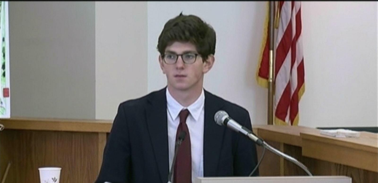 VIDEO: Jurors are now considering the case against Owen Labrie, 19, who is accused of raping a freshman at St. Paul's School in New Hampshire.