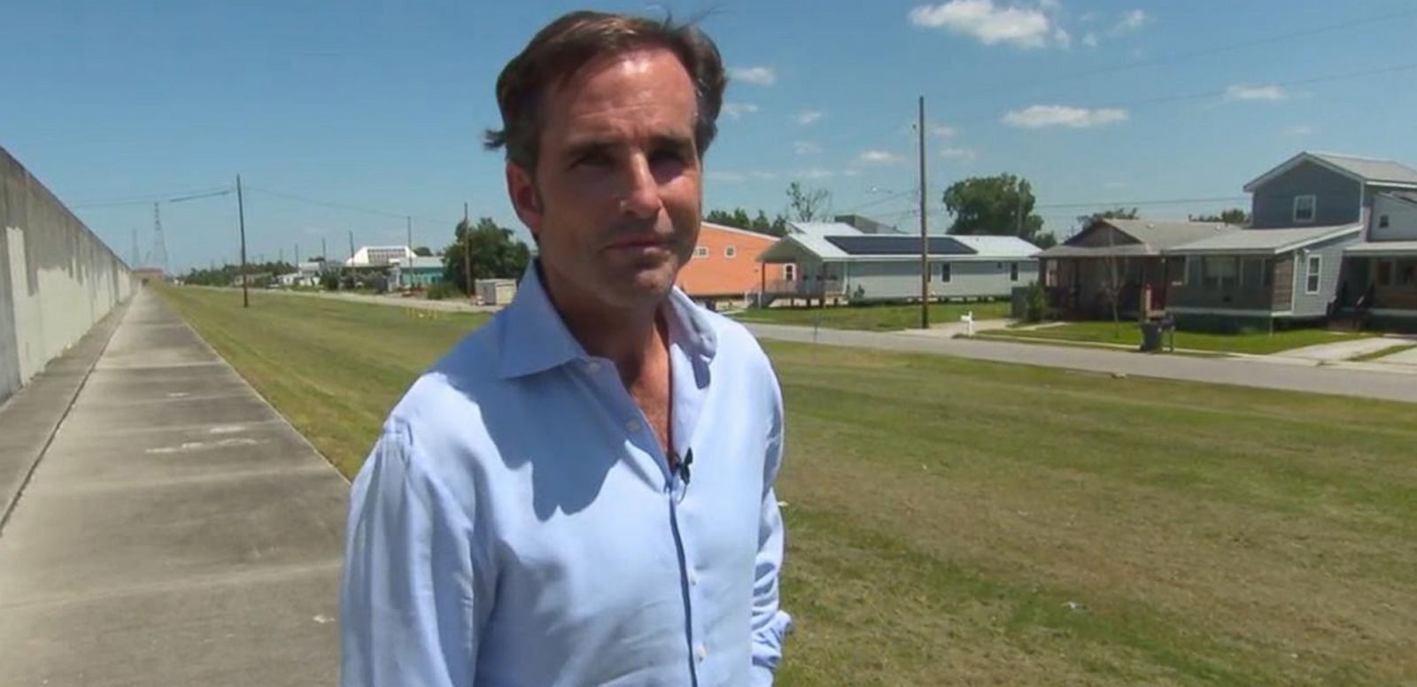 VIDEO: ABC News' Bob Woodruff Reflects on Covering Katrina 10 Years Later