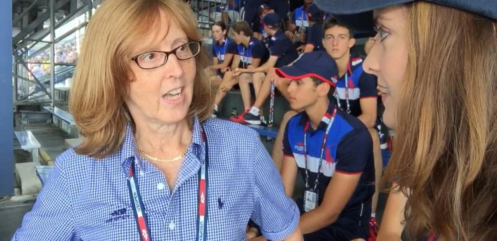VIDEO: US Open Ball Handlers Prepare for Game Day