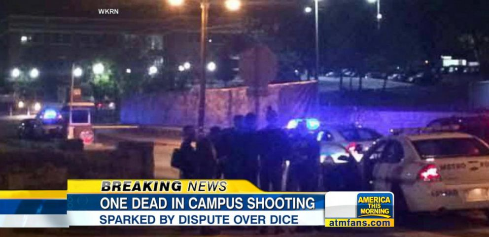 1 Dead in Shooting on Tennessee State University Campus