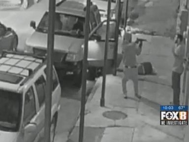 New Surveillance Video Shows Moments Leading Up to Shooting of Tulane Med Student