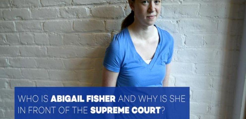 Abigail Fisher
