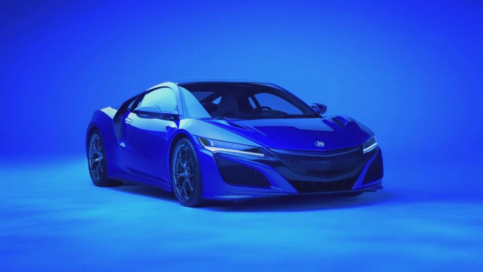 VIDEO: The car companys commercial for the 2017 Acura NSX is set to the Van Halen classic Runnin With the Devil.