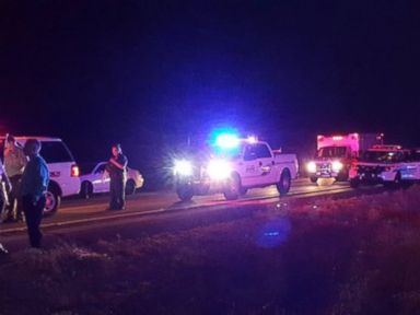 Suspect in Highway Shootings Taken Into Custody