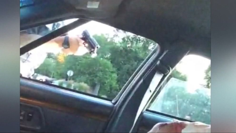 Live Stream Shooting Wallpaper: Woman Live-Streams After Police Fatally Shoot Boyfriend