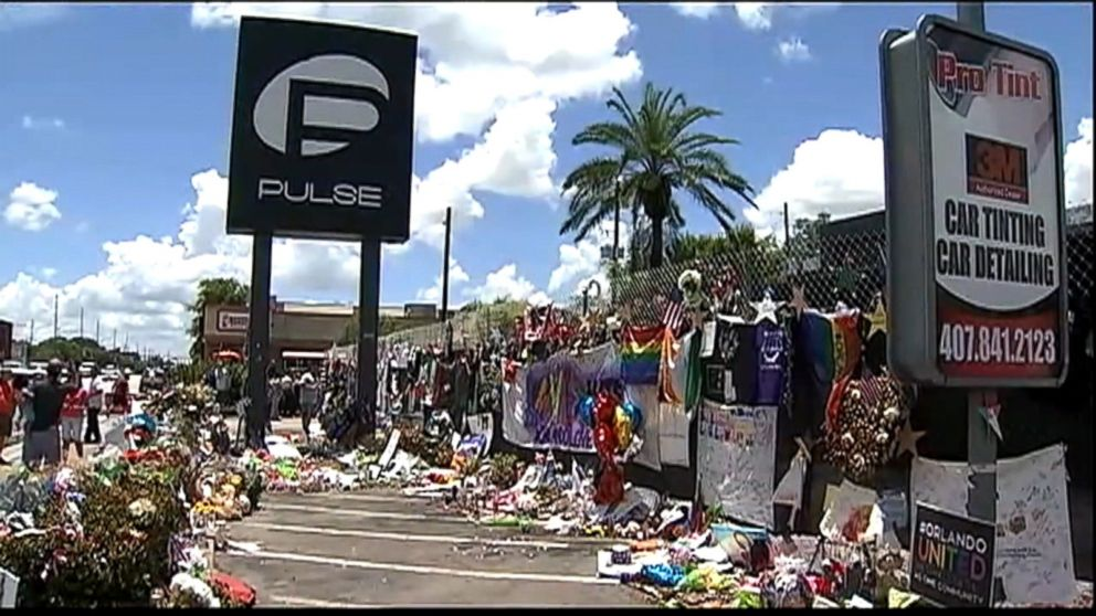 break in reported at pulse nightclub in orlando video