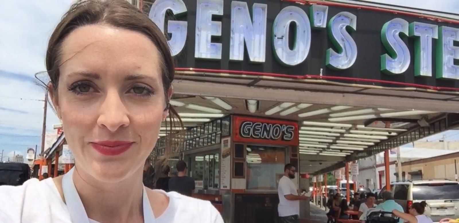 VIDEO: Meet the Man Behind Geno's Steaks