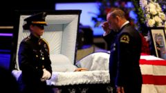 VIDEO: Deadly Ambushes Against Law Enforcement up in 2016