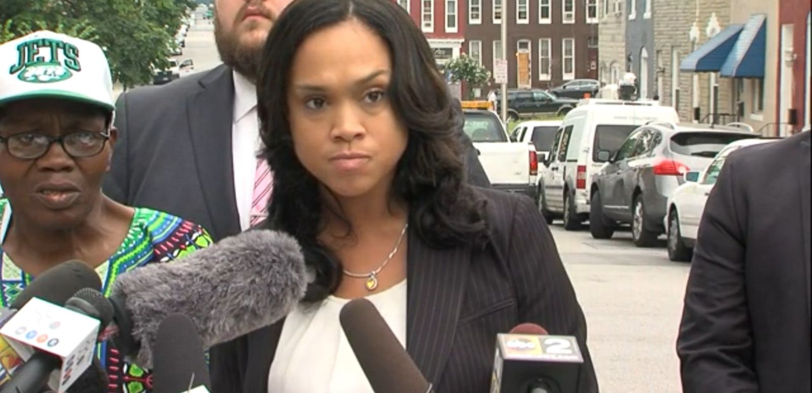 VIDEO: Prosecutors in Baltimore dropped all charges against the three remaining Baltimore police officers charged in the death of Freddie Gray despite holding firm in their belief that Gray's death was a homicide.