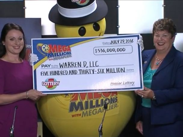 WATCH:  Mystery of Who Won $536 Million Jackpot Finally Solved