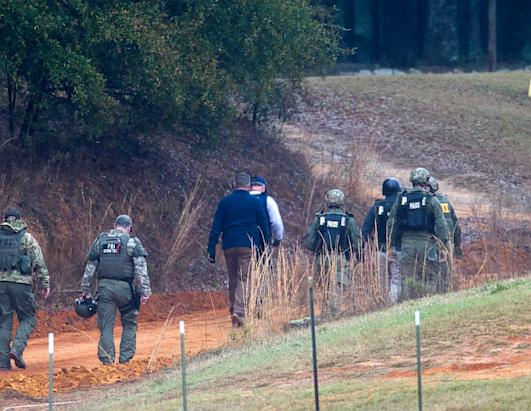 Alabama Hostage Situation