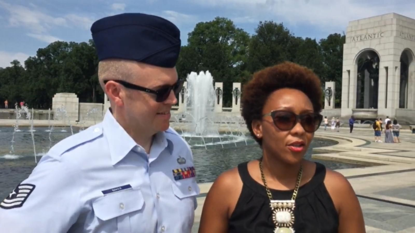 VIDEO: National Park Service Welcomes New U.S. Citizens