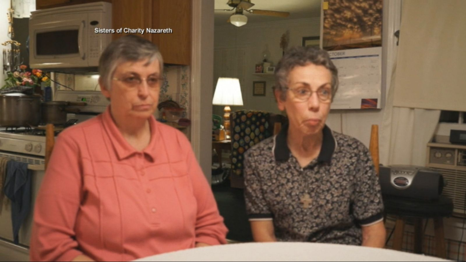 Two Catholic nuns were found dead in their Mississippi home on Thursday.