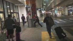 An active-shooter false alarm brought chaos to Los Angeles International Airport Sunday night, temporarily putting a stop to travel and causing lines and delays to pile up into Monday morning.