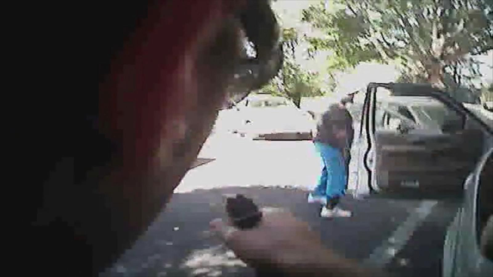 VIDEO: Police Body Camera Video of Fatal Shooting of Charlotte Man