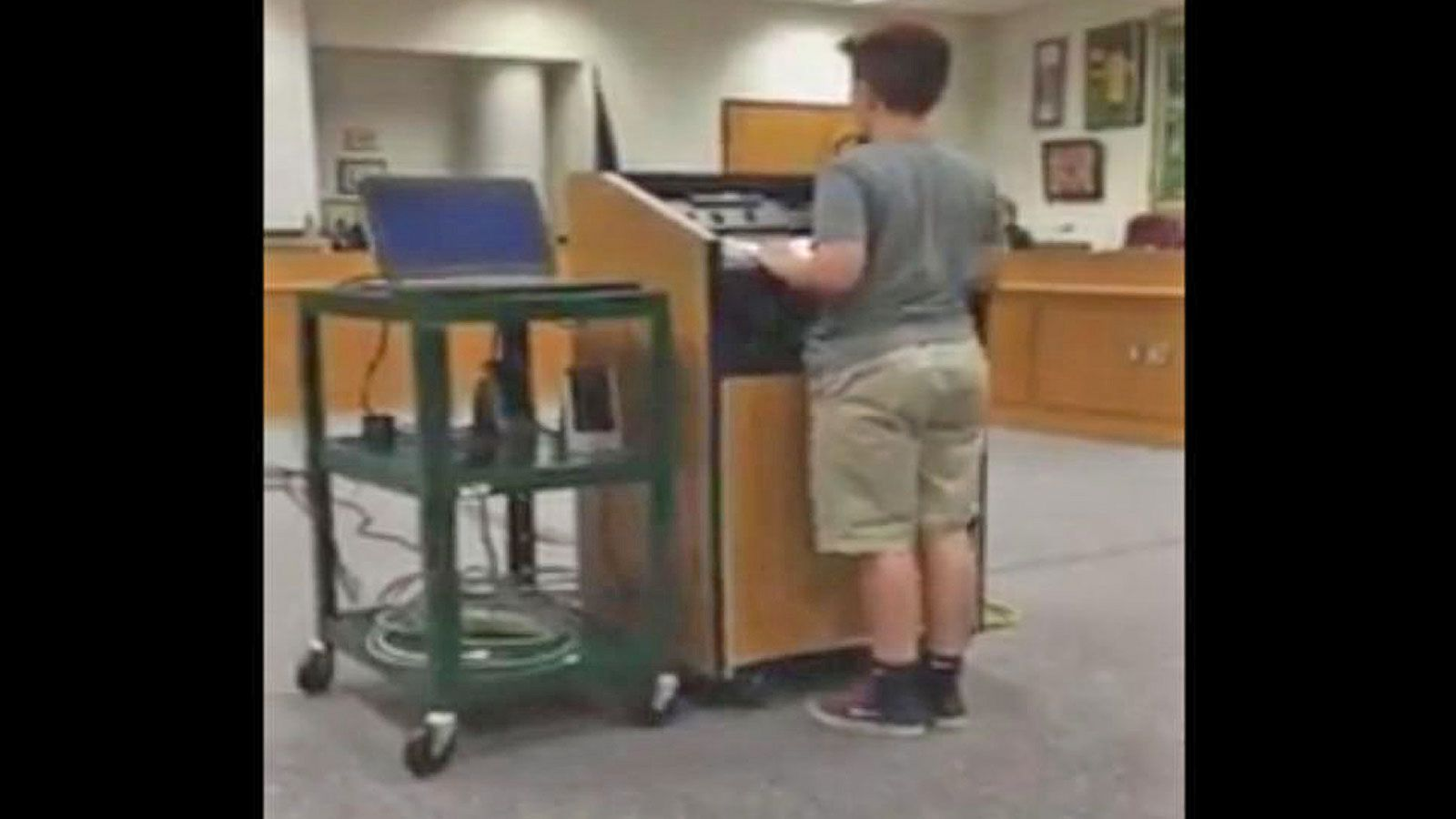 VIDEO: 12-Year-Old Transgender Student Delivers Powerful Speech to School Board