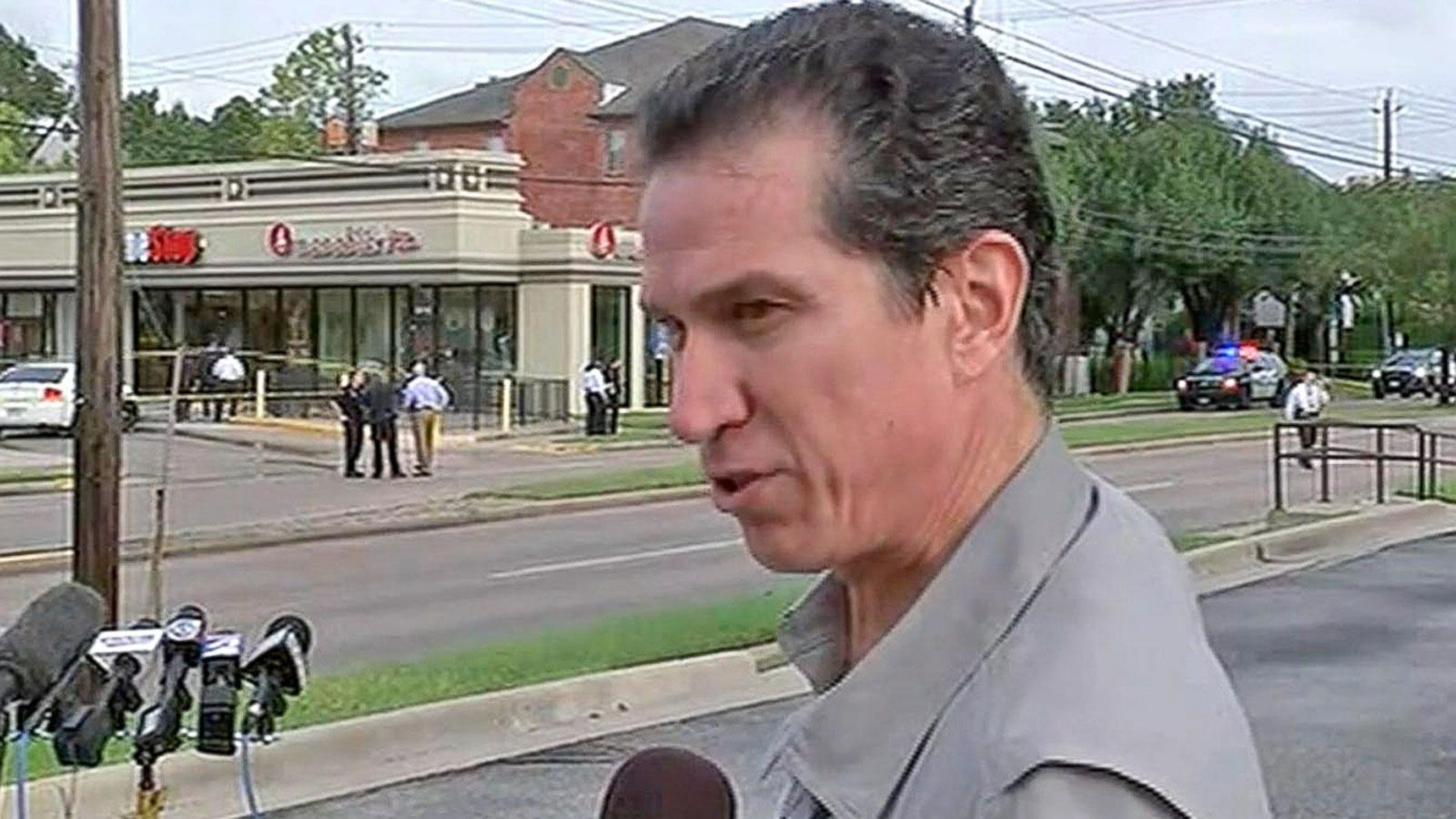 VIDEO: Houston Witnesses Describe Scene of Mall Shooting