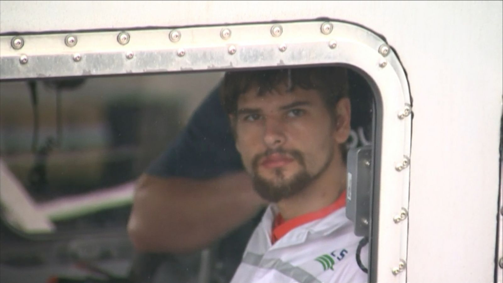 VIDEO: Nathan Carman, who spent eight days adrift at sea after his boat sank, is expected to be reunited with friends and family, even as his mother remains missing.