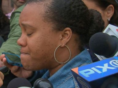 WATCH:  Witness Describes Moments After NJ Train Crash