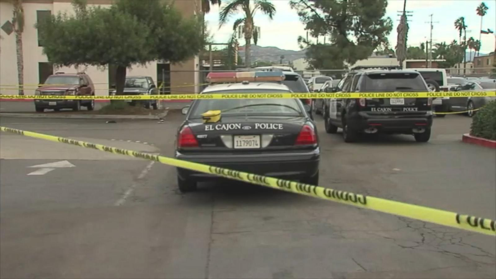 Alfred Olango was shot and killed by an El Cajon police officer.