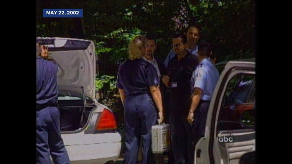 May 22, 2002: Chandra Levys body is found in a park a few miles from her D.C. apartment.