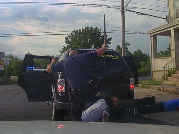 WATCH:  Man Says Officer Kicked Him in the Head During Arrest: Lawsuit